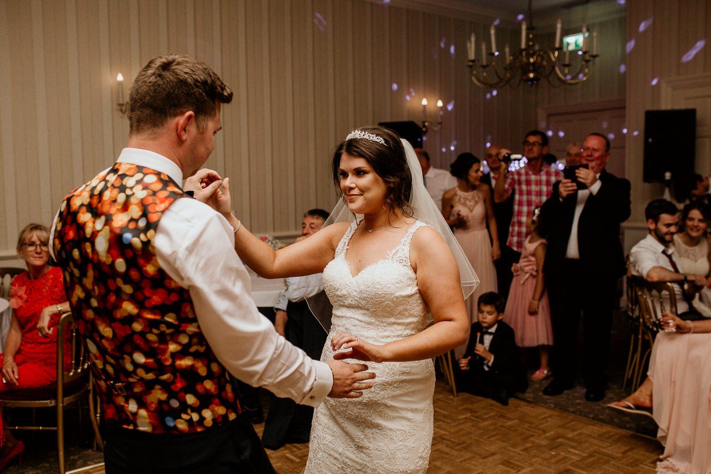FUN RELAXED WEDDING DECOURCEYS CARDIFF 105
