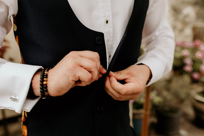 FUN RELAXED WEDDING DECOURCEYS CARDIFF 11