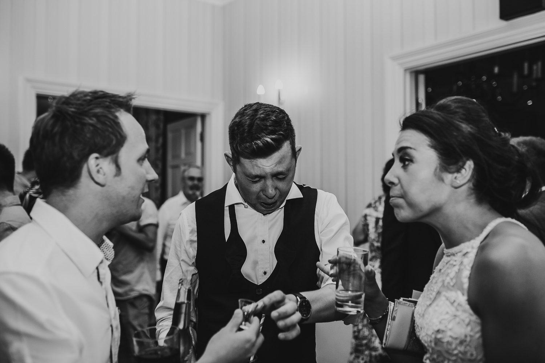 FUN RELAXED WEDDING DECOURCEYS CARDIFF 115