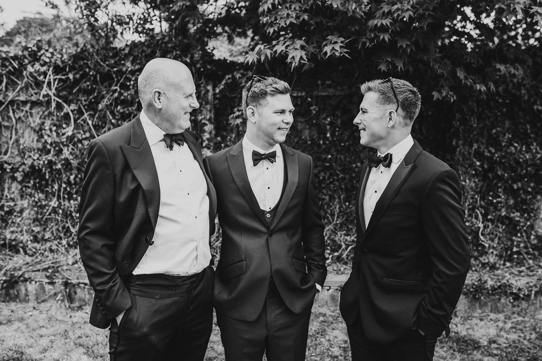 FUN RELAXED WEDDING DECOURCEYS CARDIFF 15