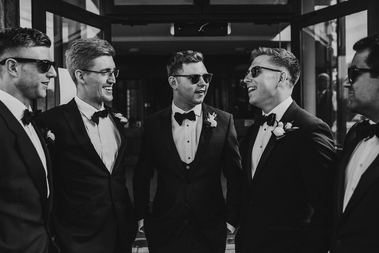 FUN RELAXED WEDDING DECOURCEYS CARDIFF 33