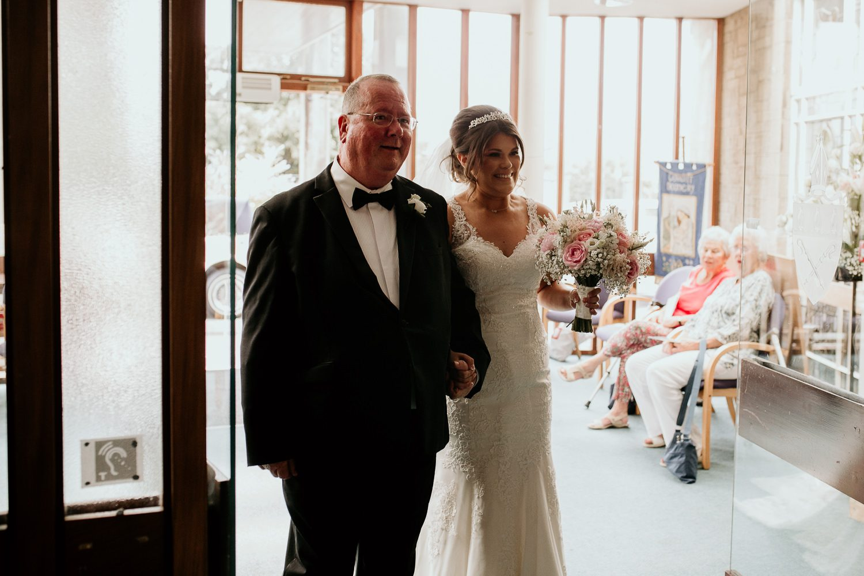 FUN RELAXED WEDDING DECOURCEYS CARDIFF 44