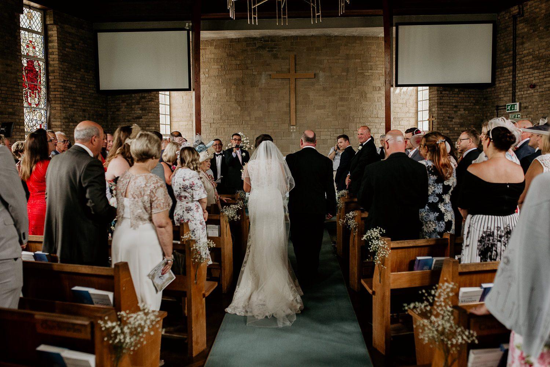 FUN RELAXED WEDDING DECOURCEYS CARDIFF 45