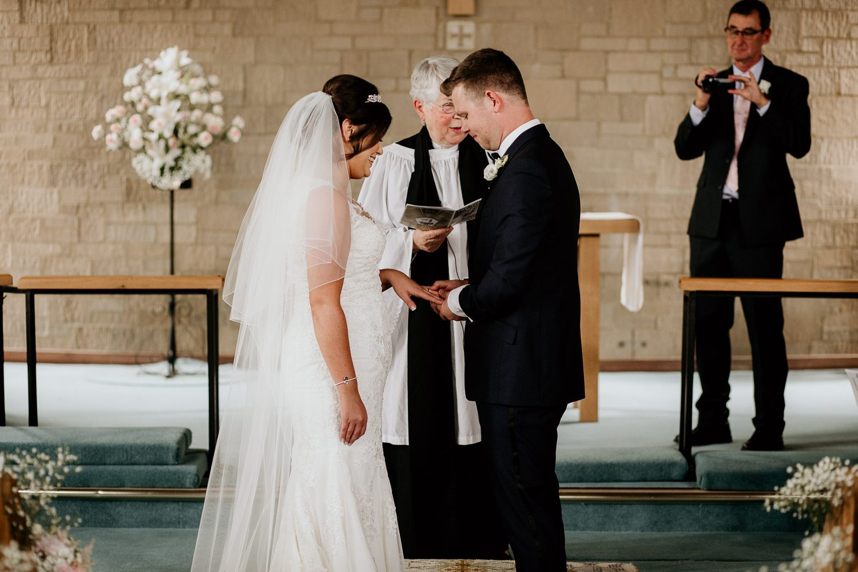 FUN RELAXED WEDDING DECOURCEYS CARDIFF 52