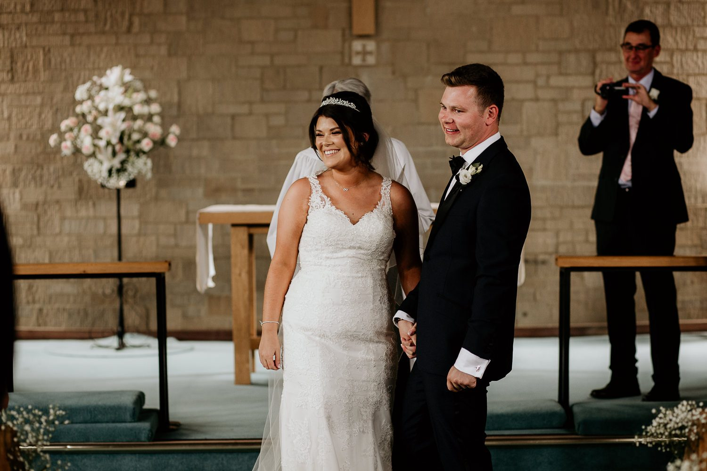 FUN RELAXED WEDDING DECOURCEYS CARDIFF 55