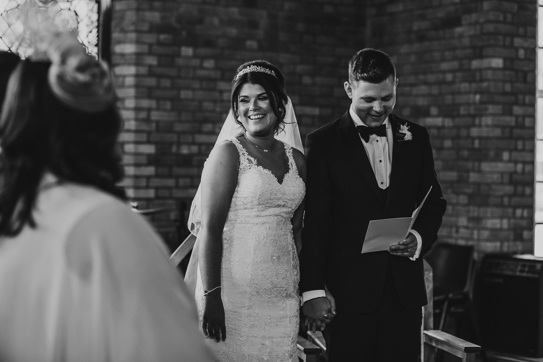 FUN RELAXED WEDDING DECOURCEYS CARDIFF 56