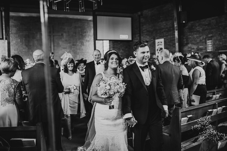 FUN RELAXED WEDDING DECOURCEYS CARDIFF 58