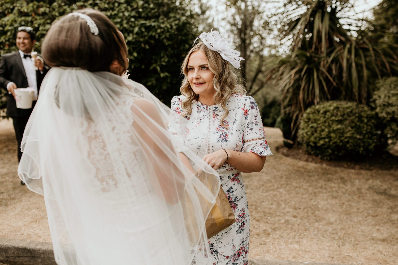 FUN RELAXED WEDDING DECOURCEYS CARDIFF 74