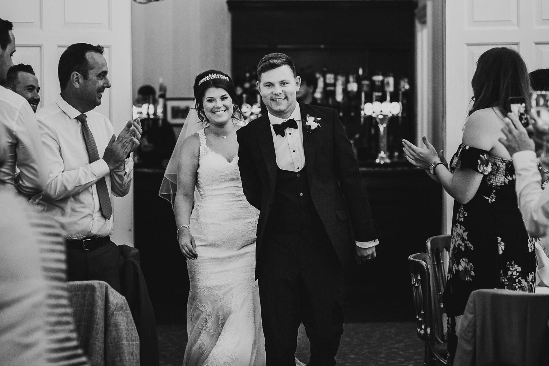 FUN RELAXED WEDDING DECOURCEYS CARDIFF 84
