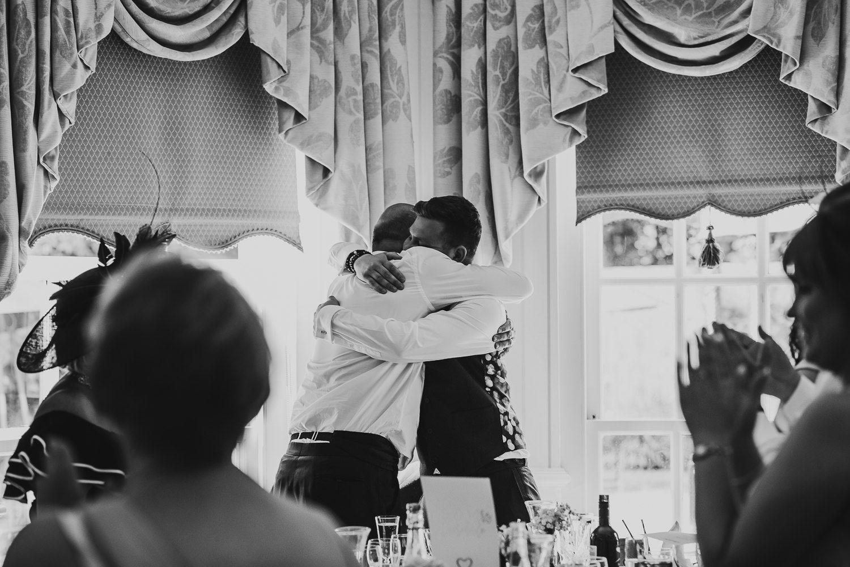 FUN RELAXED WEDDING DECOURCEYS CARDIFF 95