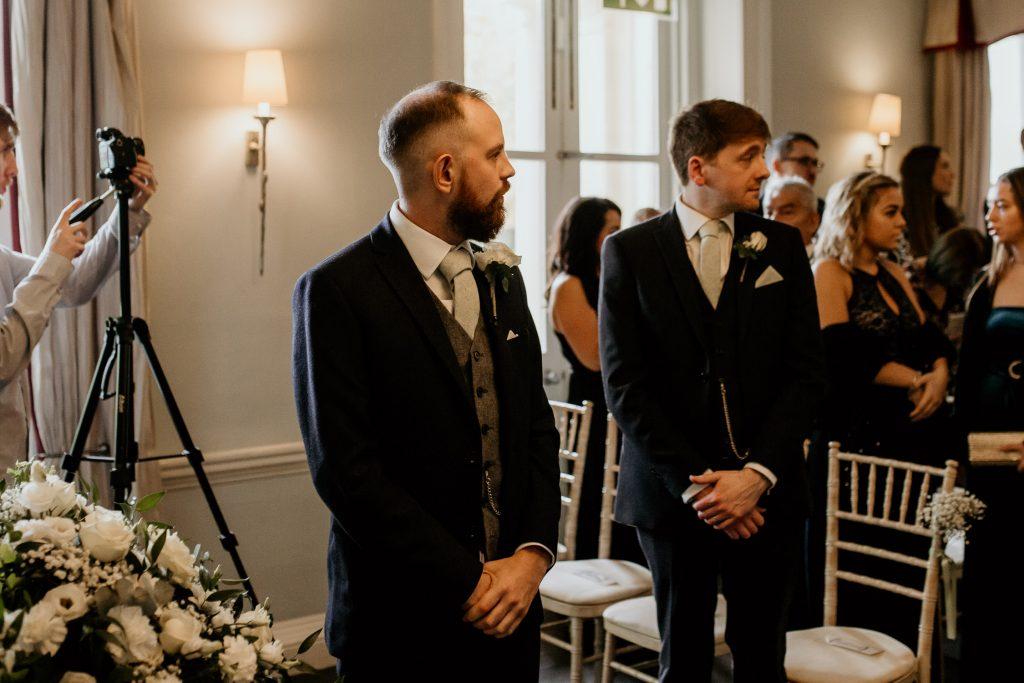 WINTER LUXURY WEDDING MORDEN HALL LONDON039