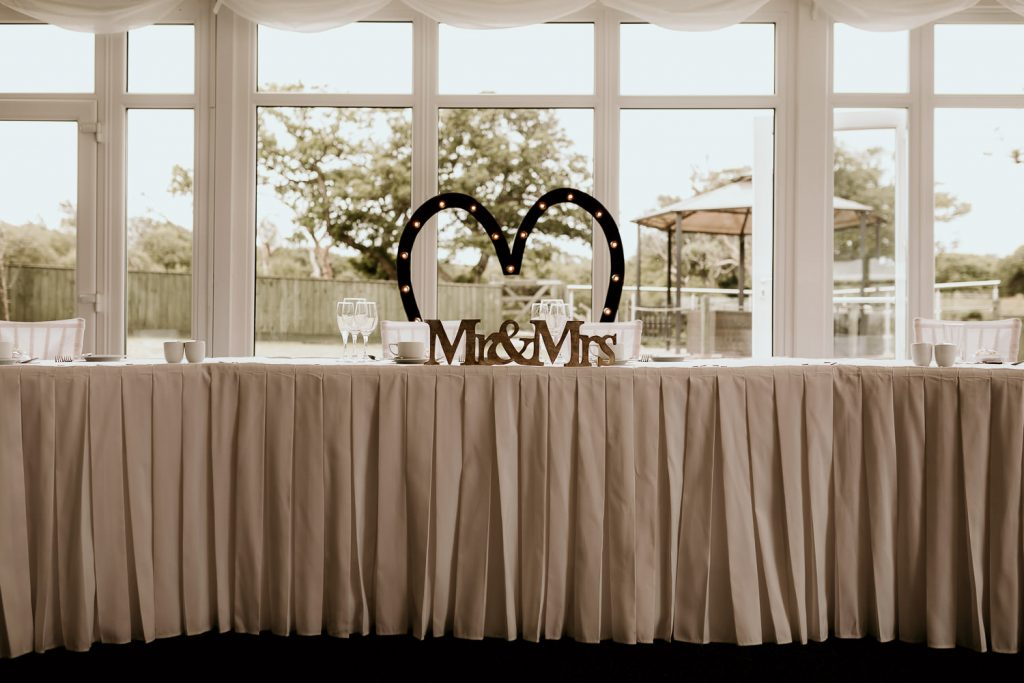 minimal FUN chic WEDDING oldwalls gower southwales 051 111