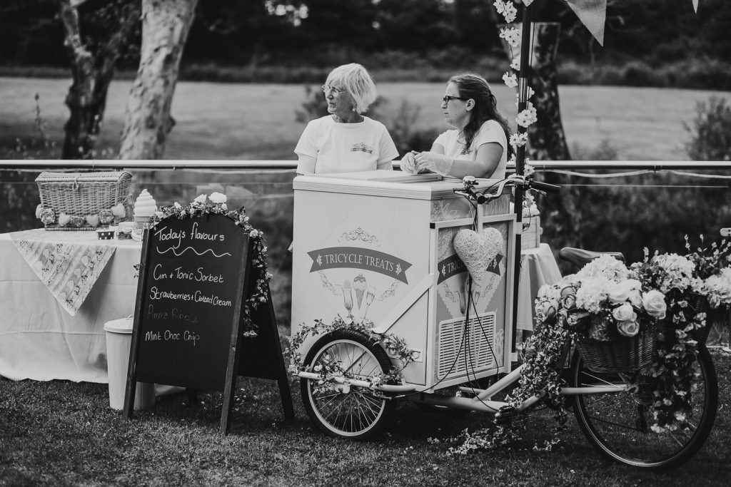 minimal FUN chic WEDDING oldwalls gower southwales 057 117