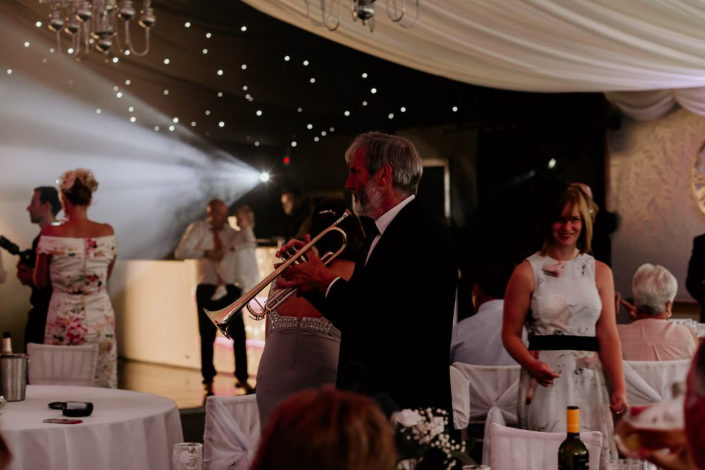 minimal FUN chic WEDDING oldwalls gower southwales 099 159